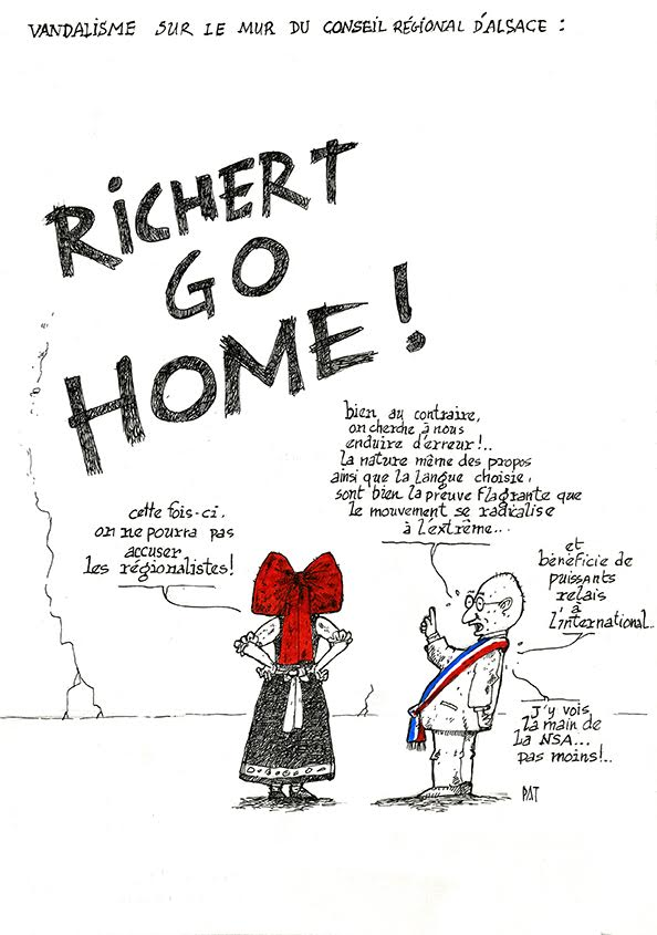 richert go home
